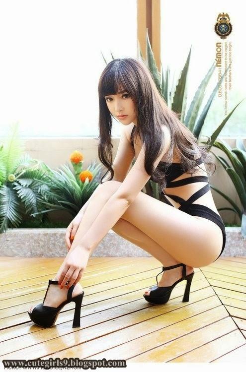 Namiko Takegawa sexy race queen and gravure idol - Cute