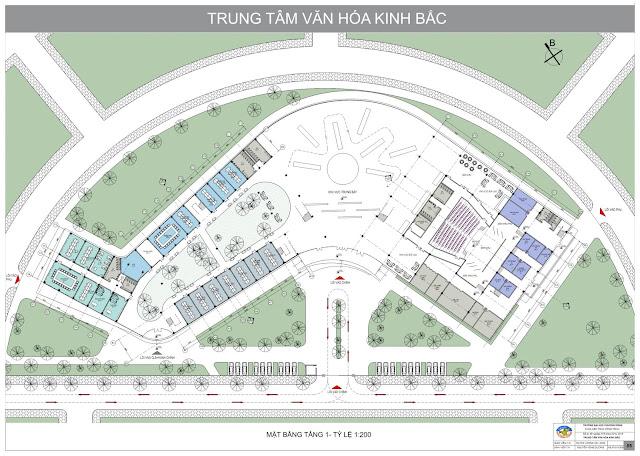 gach bong-11270304_1009520429092315_2071845768427428767_o Đồ án tốt nghiệp KTS - Trung tâm văn hoá Kinh Bắc