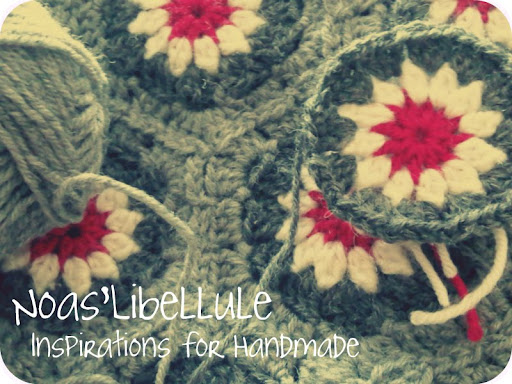 Noas' Libellule Inspirations for Handmade