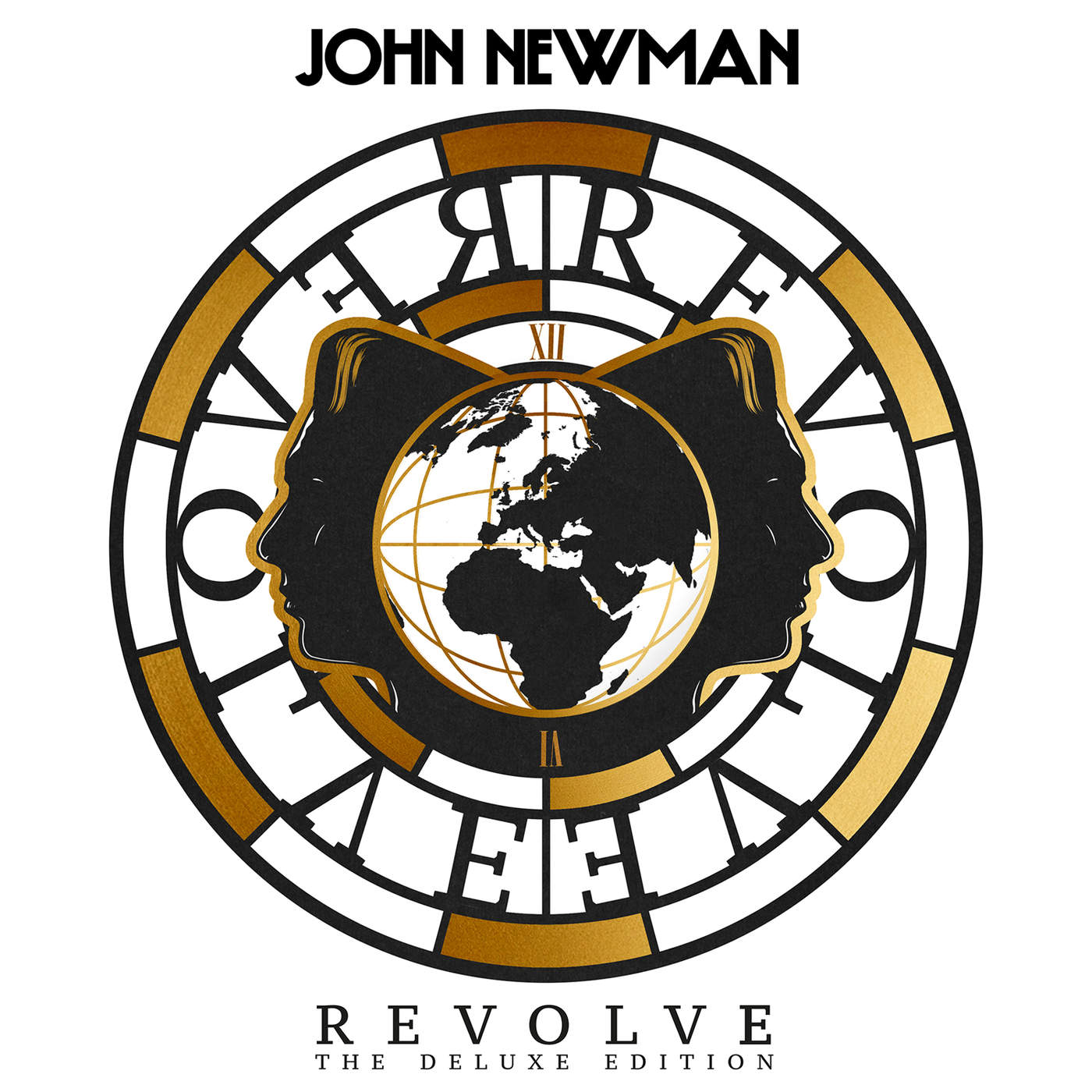 John Newman - Revolve (The Deluxe Edition) Cover