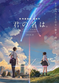 kimi no na wa your name film animasi romance yang apik review