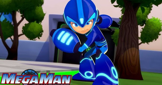 Mega Man Fully Charged First Look