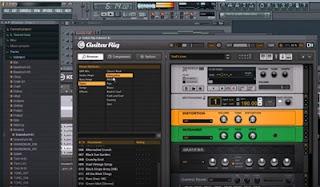 Cara Membuat Efek Gitar Di FL Studio (Fruity Loops)