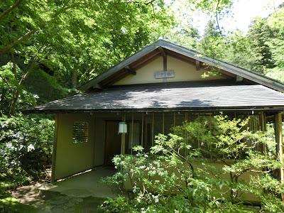 東慶寺の茶室・白蓮舎