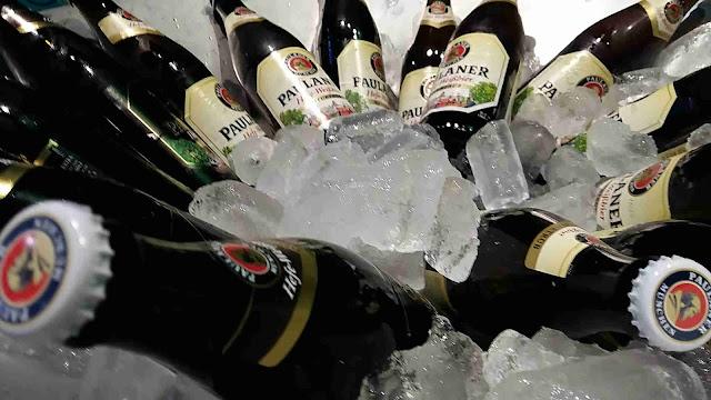 Cerveja Paulaner Hefe-Weissbier