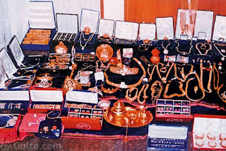 Jayalalithaa's Jewellery is in Karnataka Teasury