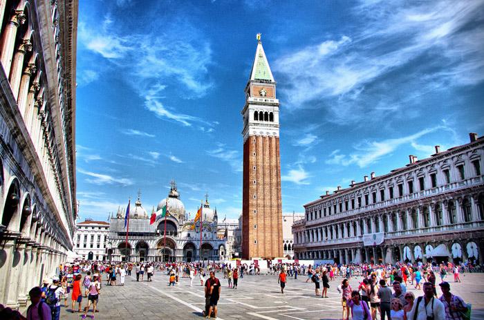 mirando al mundo con sentimientos la plaza de san marcos venecia italia. Black Bedroom Furniture Sets. Home Design Ideas