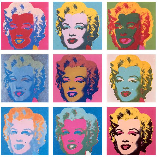 Andy Warhol e il ritratto ripetuto