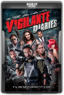 Vigilante Diaries Torrent Legendado 2016
