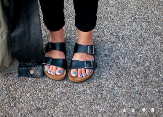 The Look For Less: Cheap Birkenstocks!