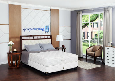 Springbed Guhdo Emerald dream executive style