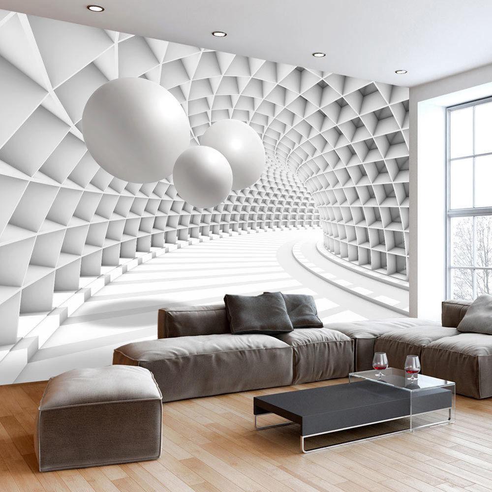 Fototapete Wohnzimmer Modern: Modern 3d Wallpaper Murals For Living Room 2019