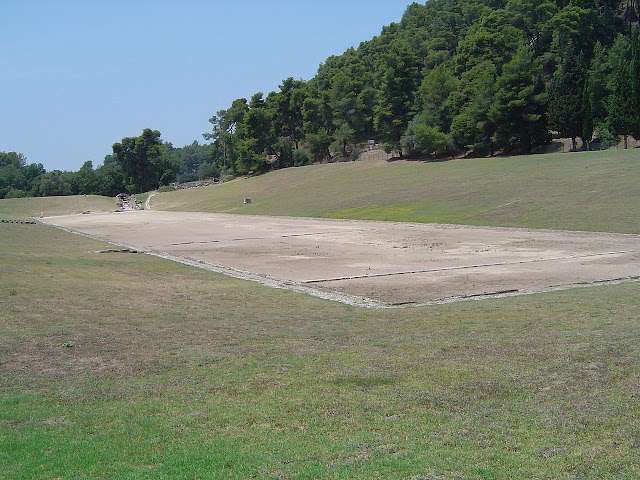 Ancient Olympic Stadium