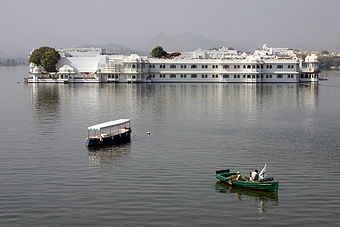 Hotel lake view resort Udaipur