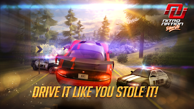 Nitro Nation Stories v2.04 Mod+Apk (Unlimited Money)