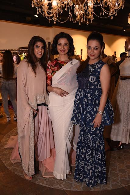 Lesha, Divya and Jhelum 2