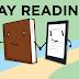Kutatók bizonyították: e-könyvet olvasni más
