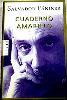 Cuaderno amarillo / Salvador Pániker
