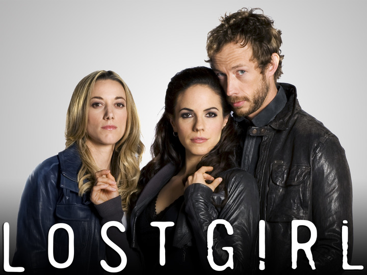 EriSada: 'Lost Girl' nueva serie