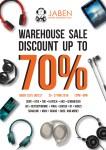 Jaben Warehouse Sale 2016
