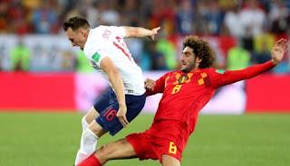 Daftar Pemain Manchester United di Babak 16 Besar Piala Dunia 2018 Rusia