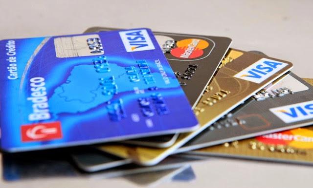 Cartão de crédito para a Califórnia