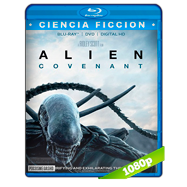 Alien: Covenant (2017) BRRip 1080p Audio Dual Latino-Ingles