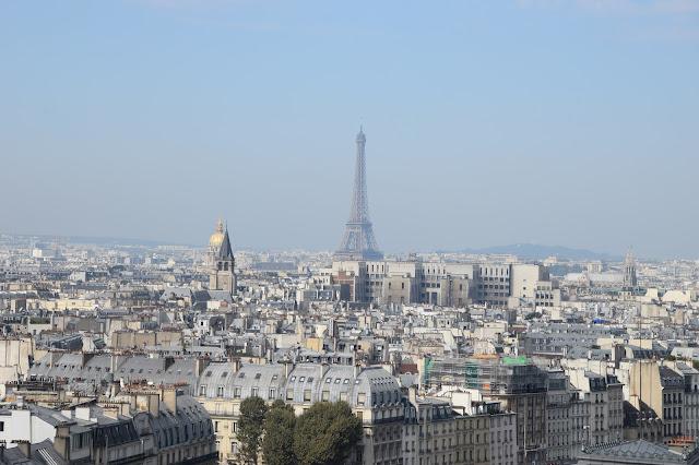 Paryż w pigułce #2 - La Tour Eiffel - zdjęcie 2 - Francuski przy kawie