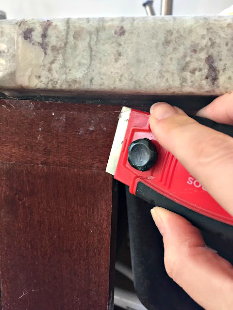 removing silicone