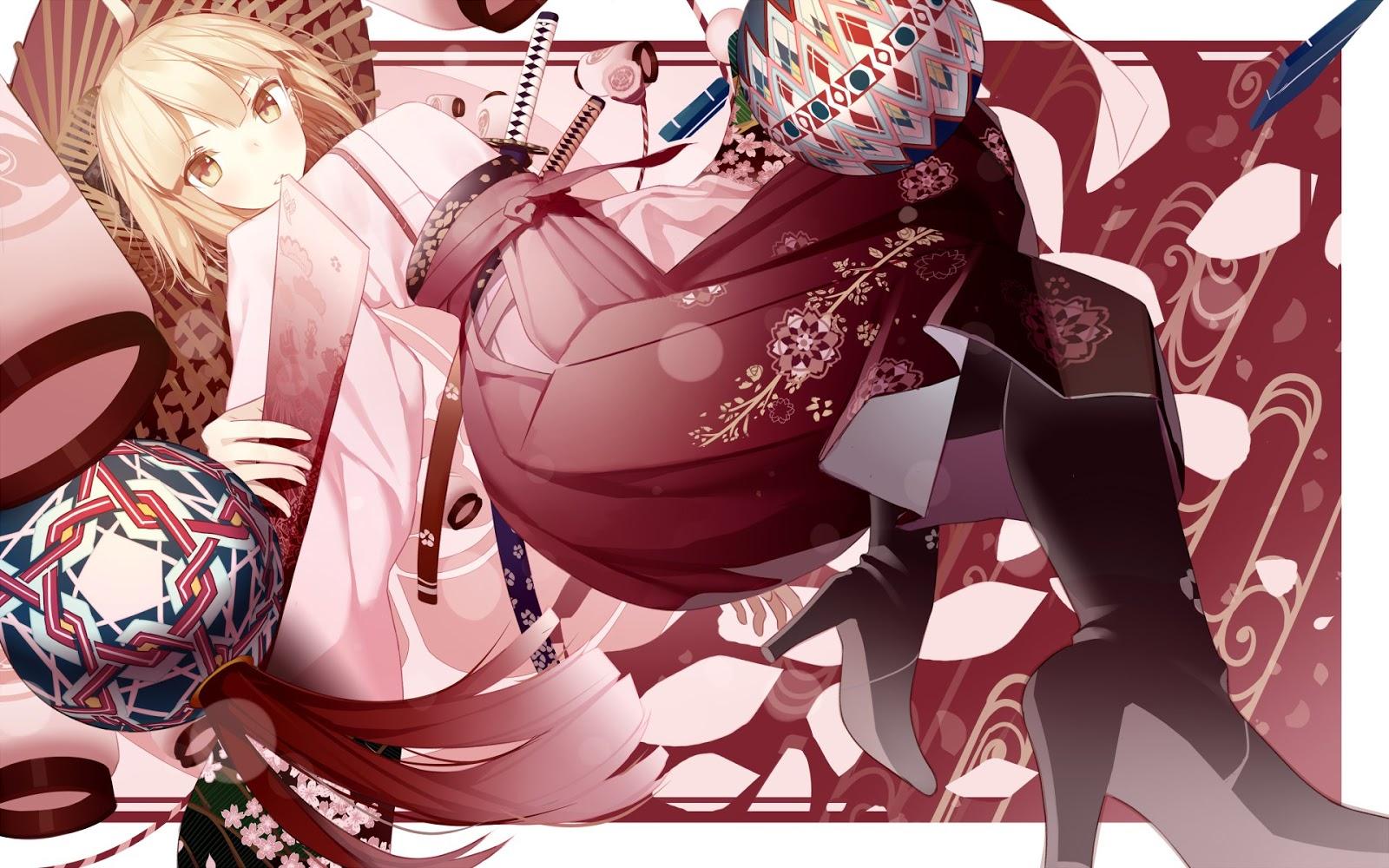 Fate AowVN%2B%25284%2529 - [ Hình Nền ] Anime Fate/GrandOrder tuyệt đẹp Full HD | Wallpaper