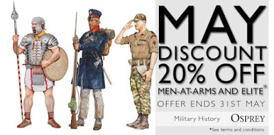 Osprey: 20% Off Men-at-Arms & Elite