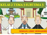 RPP Tematik Kelas 2 SD Tema 3 Kurikulum 2013 - Guru Nusantara