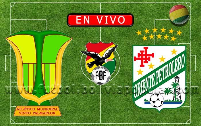 【En Vivo】Palma Flor vs. Oriente Petrolero - Apertura 2020
