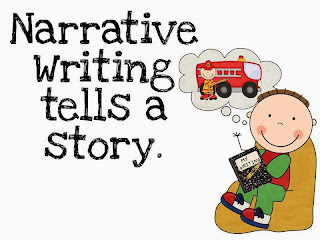 Writing: Example of a narrative essay