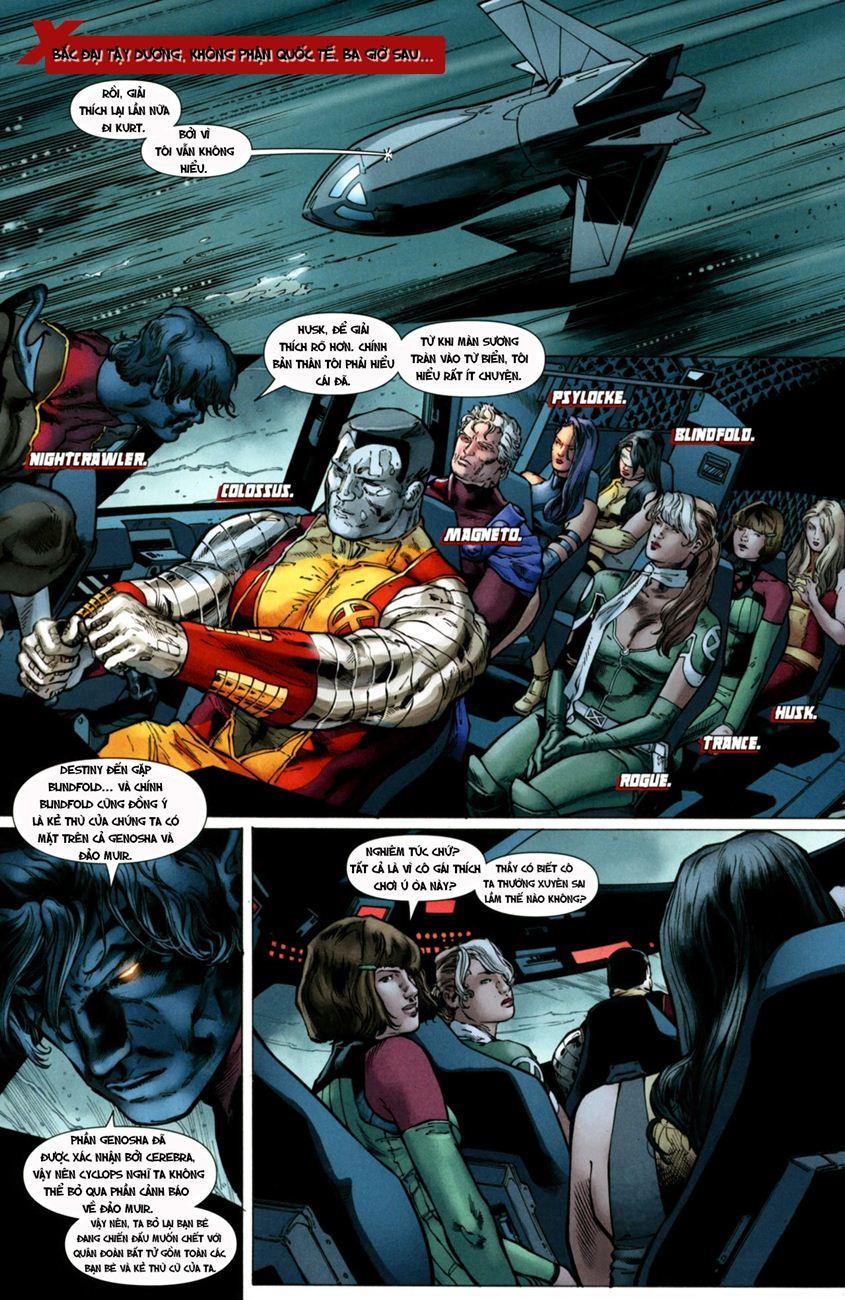 X-Men Necrosha chap 8 trang 10