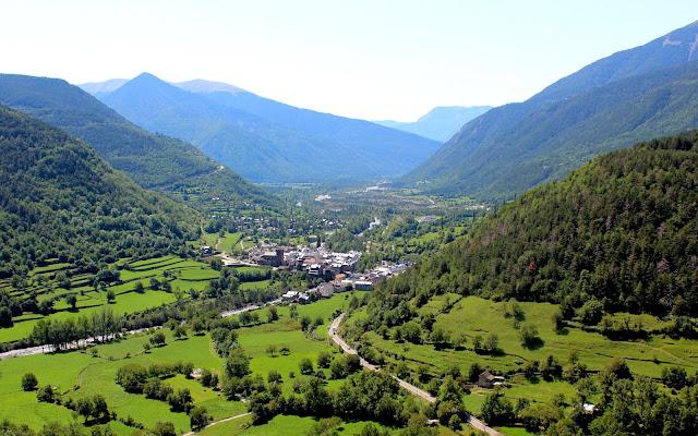 Broto. Valle de Ordesa