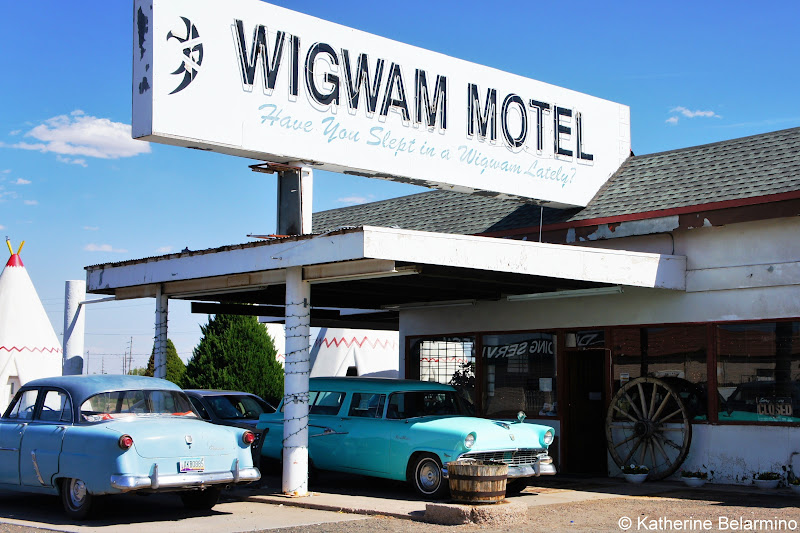 Wigwam Motel Holbrook Arizona Route 66 Road Trip Attractions