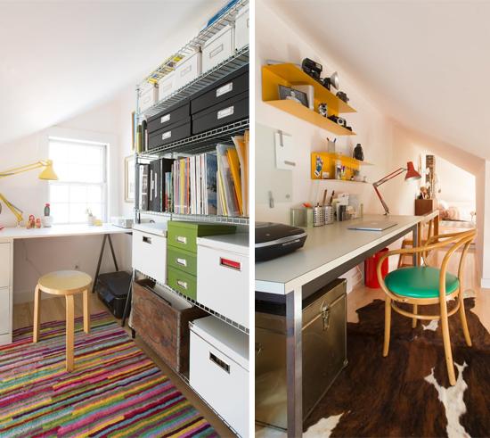 home office, loft, acasaehsua, a casae eh sua, decor, home decor, interior, interior design, decoração