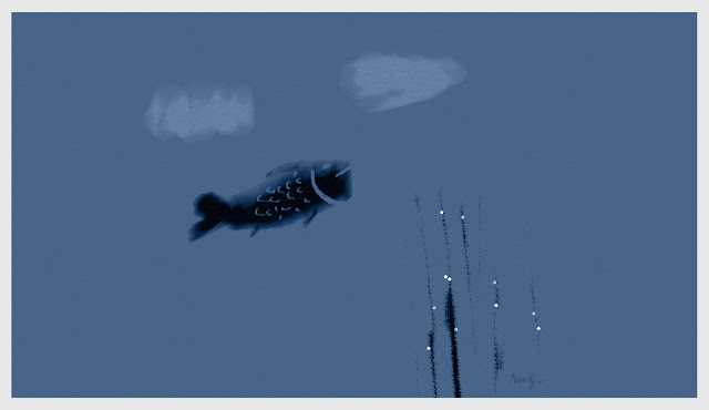 မင္းေခ်ာျမင့္ ● ငါးေသးေသးေလးေတြ မိေနတယ္