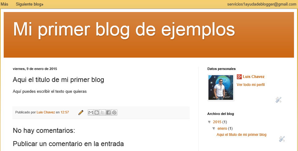 ¿Cómo crear un blog?