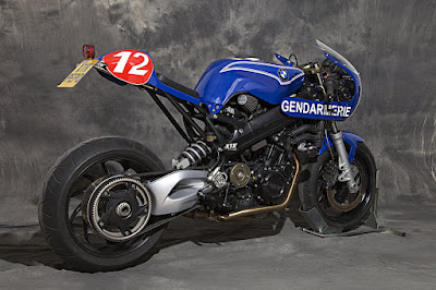 BMW F 800 S Cafe Racer