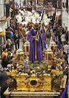 Semana Santa de Marchena 2015 - María del Carmen Burgos Verdugo