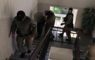 У Києві зловили банду рекетирів, в яку входили правоохоронці