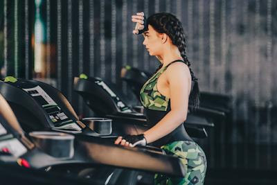 Treadmill Walk to Lose Weight