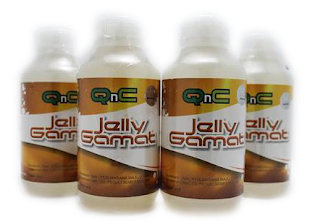QnC Jelly Gamat Mengobati Penyaklt Polip Hidung