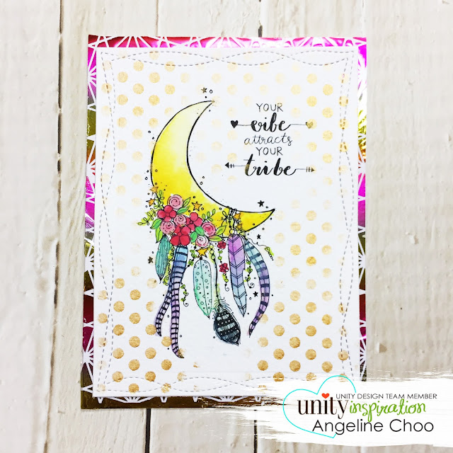 ScrappyScrappy: [NEW VIDEO] Feather & Angie Girl Release with Unity Stamp #scrappyscrappy #unitystampco #katscrappiness #ginamariedesigns #thermoweb #primawatercolors #pasteldreams #yourvibeattractsyourtribe #gansaitambi #starrycolors #wrmk #precisionpressplus #stencil #youtube #quicktipvideo #processvideo #stamp #stamping #craft #crafting #card #cardmaking