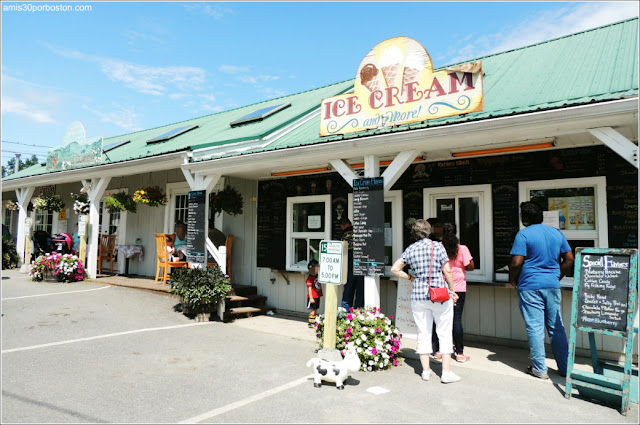 Granjas de Helados en Massachusetts: Smolak Farms