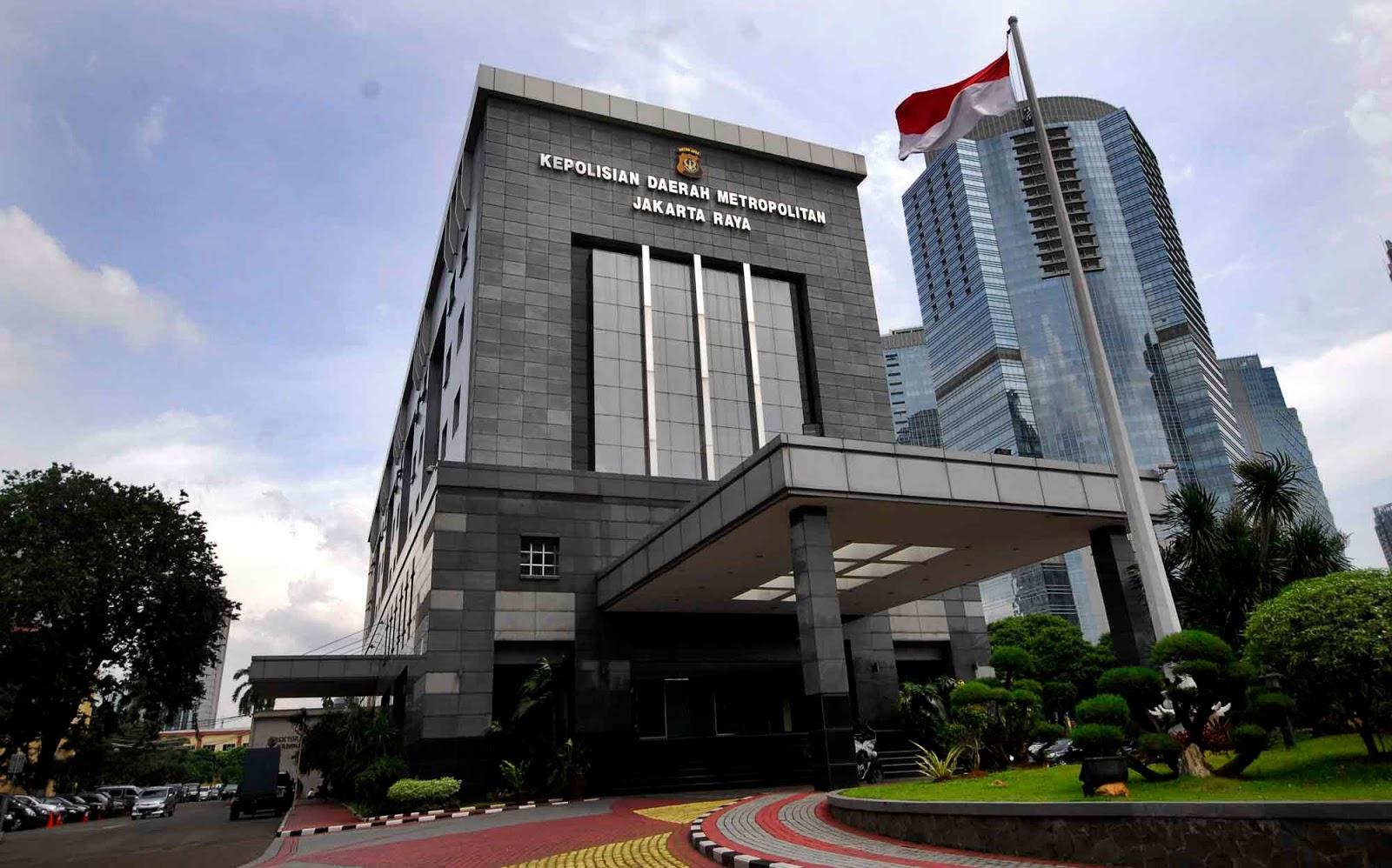 Mapolda Metro Jaya