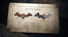 Remasterizadas las versiones de Batman Arkham asylum y Batman Arkham city para Xbox One y PS4
