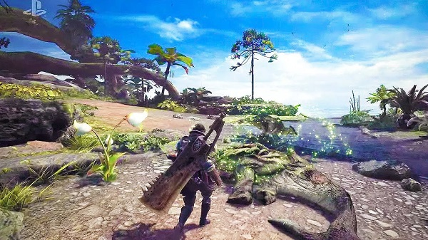 Spesifikasi Monster Hunter World